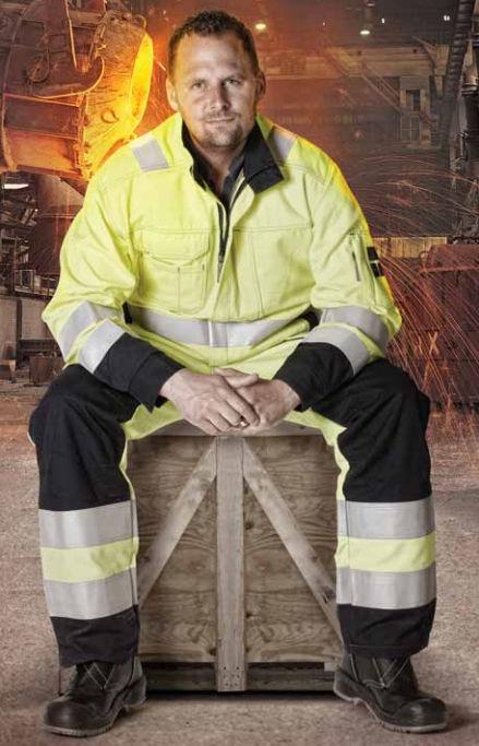 Eldvarnarfatnaður